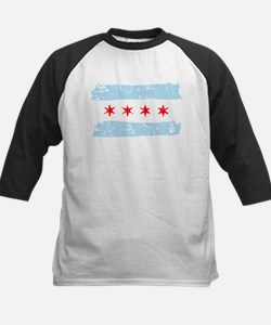 Flag of Chicago Tee