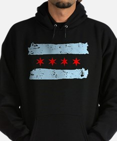 Flag of Chicago Hoodie