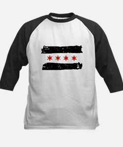 Flag of Chicago Made Tee