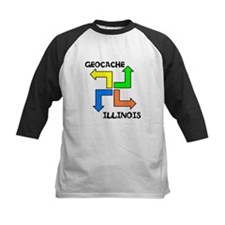 Geocache Illinois Tee