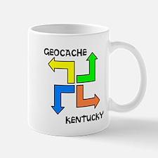 Geocache Kentucky Mug