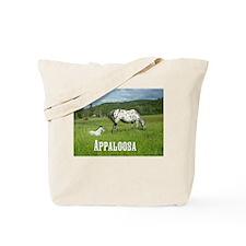 Beautiful Appaloosa Tote Bag