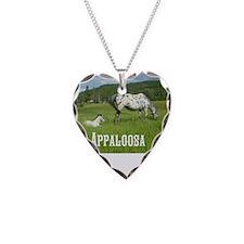 Beautiful Appaloosa Necklace