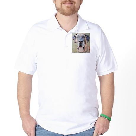 Jamie CL Cropped Golf Shirt
