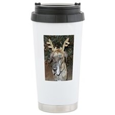 Jamie Christmas Travel Coffee Mug