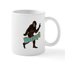 Bigfoot Yeti Sasquatch Wassup Mug