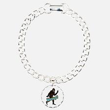 Bigfoot Yeti Sasquatch Wassup Bracelet