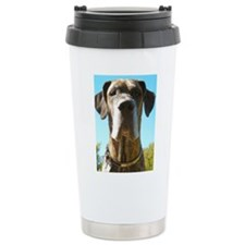 Jamie Blue Skies Travel Coffee Mug