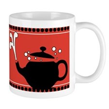 Red Hot Teapots Mug
