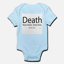 Death - Been There, Done That Infant Creeper