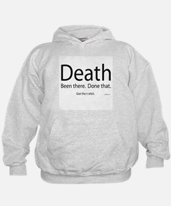 Death - Been There, Done That Hoodie