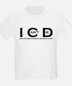 I Can't Die Kids T-Shirt