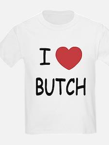 I heart butch T-Shirt