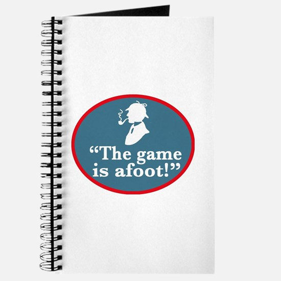 The Game is Afoot v2 Journal