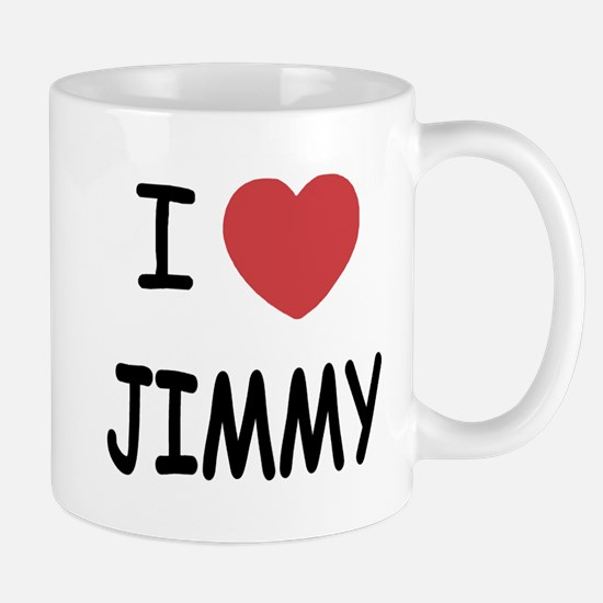 I heart jimmy Mug