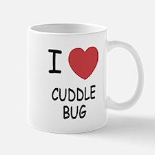 I heart cuddlebug Mug