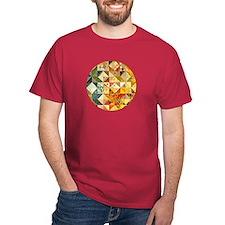 Fun Patchwork Quilt T-Shirt