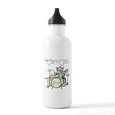 Jankie on a water bottle!