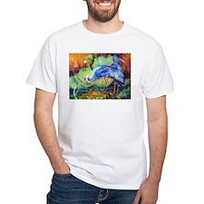 Unique Heron Shirt