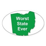 Ohio worst state ever 10 Pack