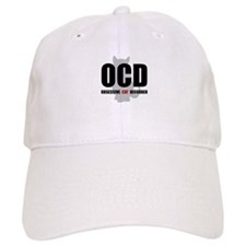 OCD Cat Baseball Cap