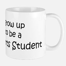 Grow Up Language Arts Student Mug