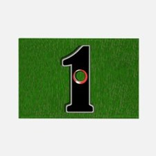 Hole In One! Rectangle Magnet (100 pack)
