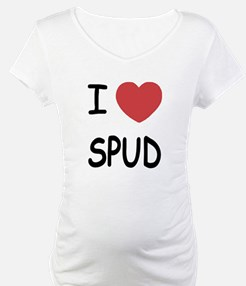 I heart spud Shirt