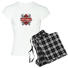 Vicious Softball Pajamas