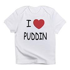 I heart puddin Infant T-Shirt