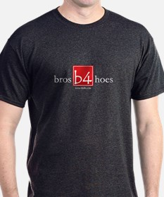 Bros Before Hoes Logo T-Shirt (dark)