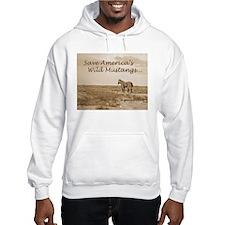 Hoodie Save America's Mustangs