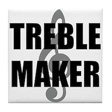 Treble Maker Tile Coaster