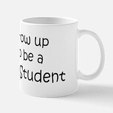 Grow Up Chemistry Student Mug