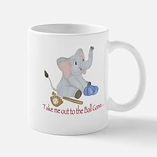 Baseball Elephant Mug