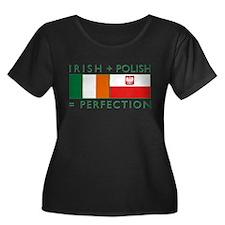 Cute Polish irish T