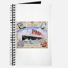 Titanic First Class Soap Journal