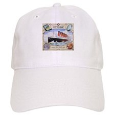 Titanic First Class Soap Baseball Cap