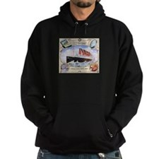 Titanic First Class Soap Hoodie
