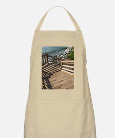 38th Ave Stairs Pleasure Poin Apron