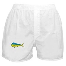 Fish Boxer Shorts