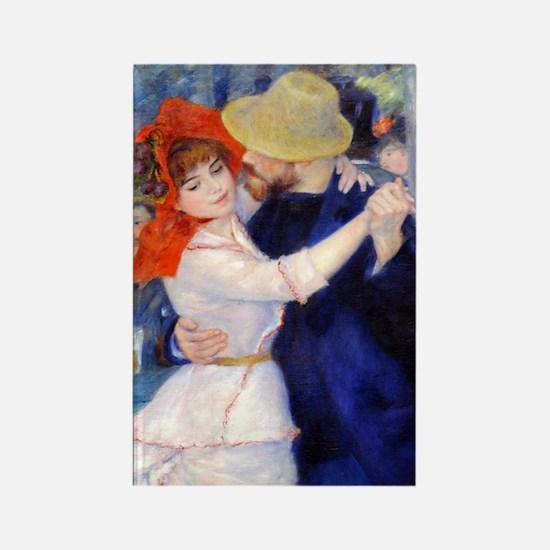 Renoir Rectangle Magnet