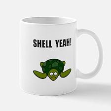 Shell Yeah Mug