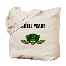 Shell Yeah Tote Bag