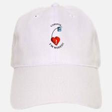 I'm Wired Baseball Baseball Cap
