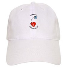 I'm Wired Baseball Cap