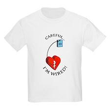 I'm Wired Kids T-Shirt