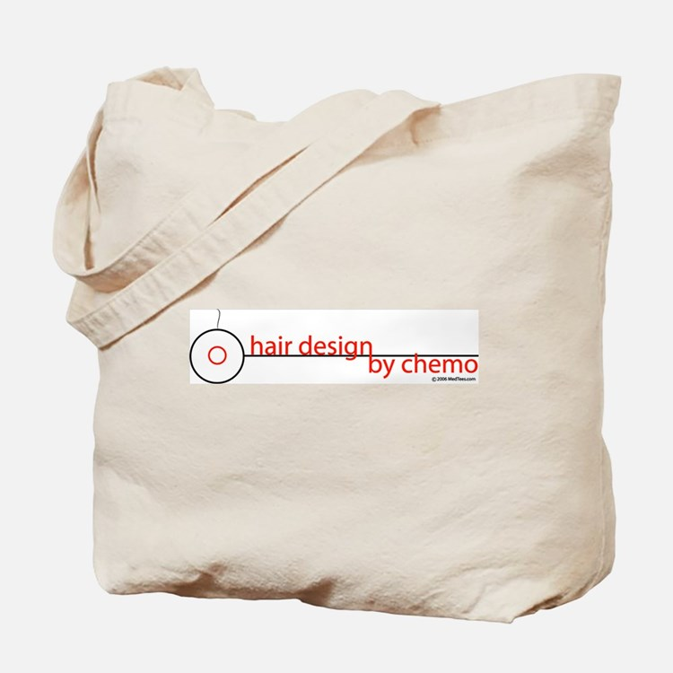 Hair Design by Chemo Tote Bag