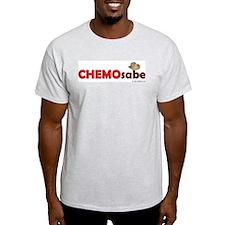 Chemosabe Ash Grey T-Shirt