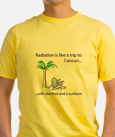 Radiation and Cancun T